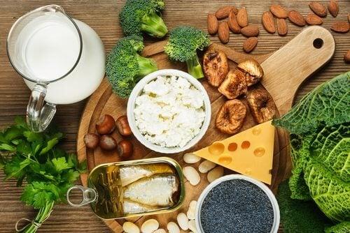 Aumente o consumo de cálcio para prevenir a osteoporose