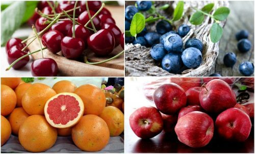 Como reduzir o acúmulo de ácido úrico com 7 frutas