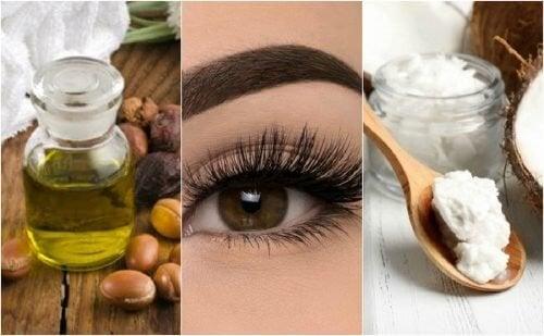 Como usar 6 óleos vegetais para embelezar os cílios