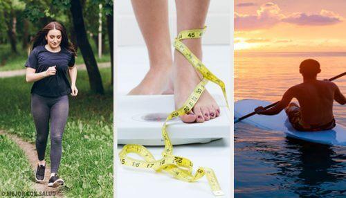 Quais são os melhores exercícios para perder peso?