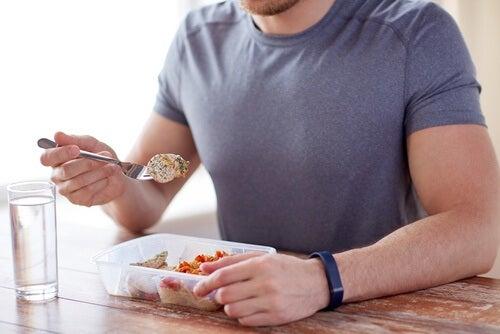 Fracionar as refeições para perder peso sem sofrimento