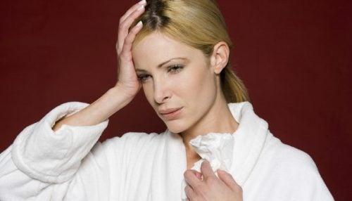 Dor de cabeça noturna: qual é a razão por trás dela?