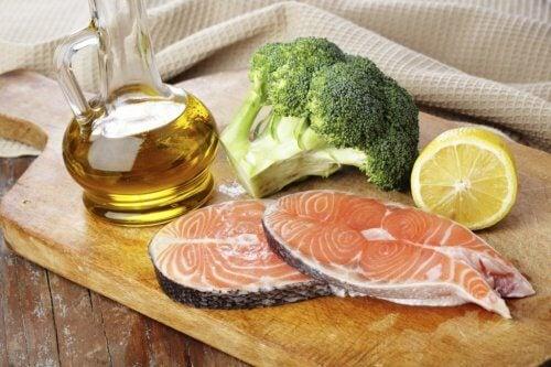 Alimentos com omêga 3 para evitar o colesterol