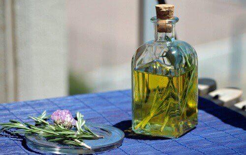 Carrulim em frasco