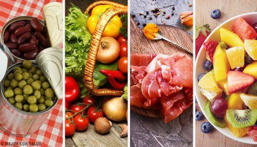 Os piores alimentos que você pode comer e suas alternativas mais saudáveis