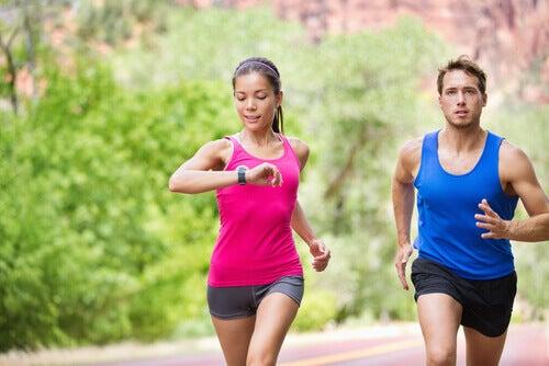Os benefícios de correr 1 hora por dia