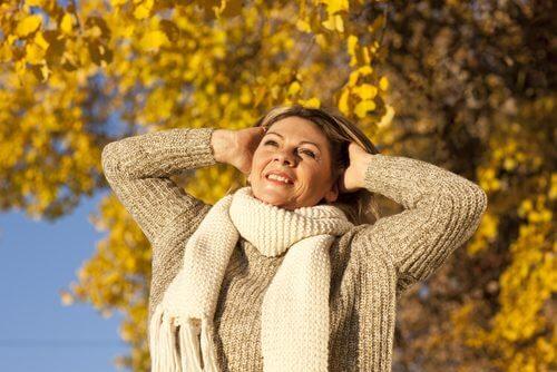 Truques para ser feliz e saudável durante a menopausa