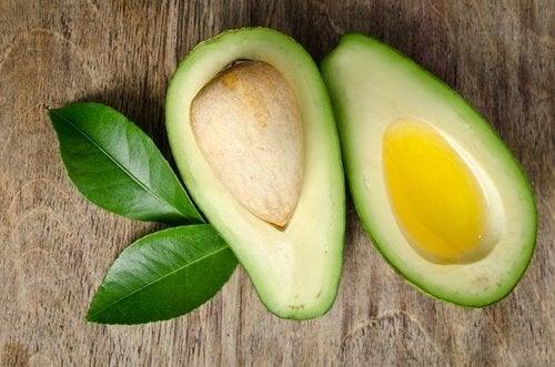 O abacate é um dos anti-inflamatórios naturais