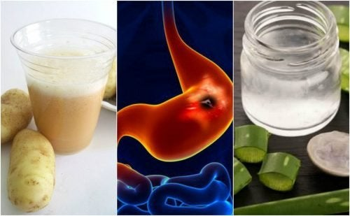 5 remédios caseiros para o alívio das úlceras estomacais