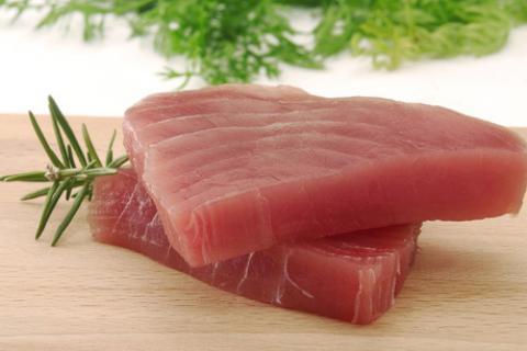 Atum para aumentar a ingestão de proteínas