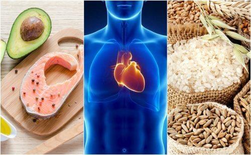 6 hábitos alimentares que ajudam a cuidar da saúde do coração