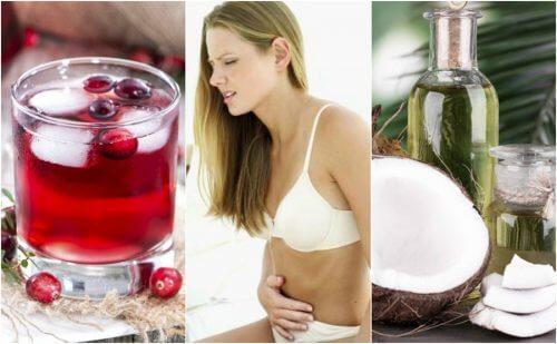 5 remédios naturais para combater a vaginose bacteriana