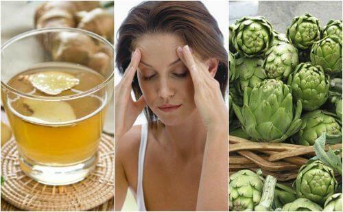 Como acalmar a dor das enxaquecas com 5 remédios naturais