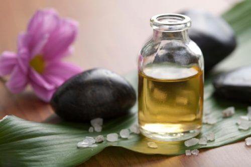 Óleo essencial da árvore do chá serve para reduzir a transpiração nos pés
