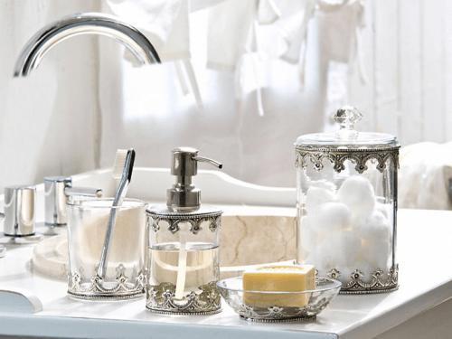 Acessórios para decorar seu banheiro