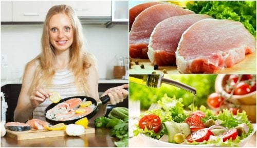 6 dicas para cozinhar de forma saudável e com baixo teor de gordura