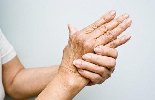 Dor da artrite