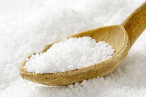 Sal pode combater a fadiga adrenal
