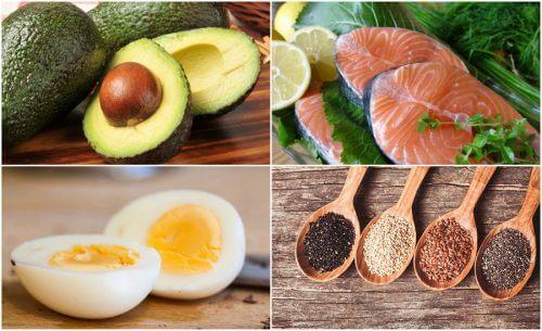 Acrescente estes 6 alimentos à dieta para consumir gorduras saudáveis