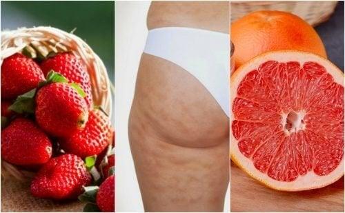 6 frutas para combater a celulite naturalmente