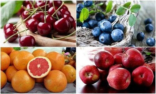 7 frutas que ajudam a reduzir o acúmulo de ácido úrico