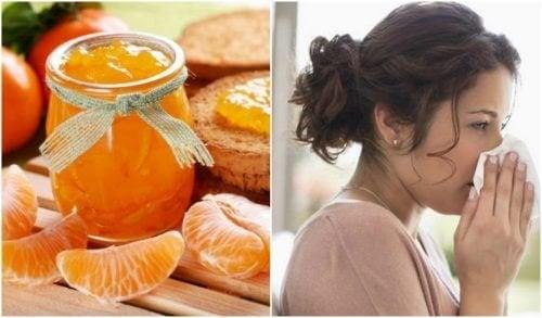 Como preparar uma geleia de tangerina para aumentar a imunidade