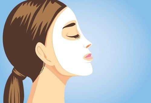 5 máscaras faciais para ter um rosto radiante em um instante