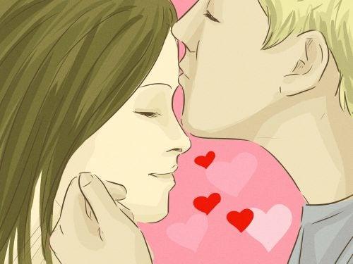 O verdadeiro amor não o julga e não o limita