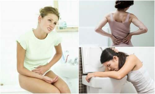 8 sintomas que podem alertá-lo de cálculos renais