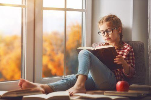 Como incentivar o amor pelos livros nas crianças?