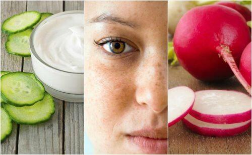 Como reduzir as manchas do rosto com 5 remédios de origem natural