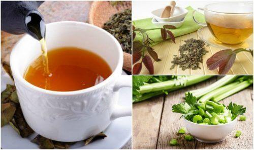 5 remédios à base de ervas que ajudam a estimular o sistema linfático