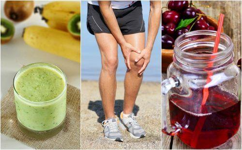 Como prevenir as câimbras musculares com 5 remédios de origem natural