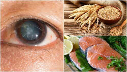 Reduza o risco de cataratas consumindo estes 7 alimentos
