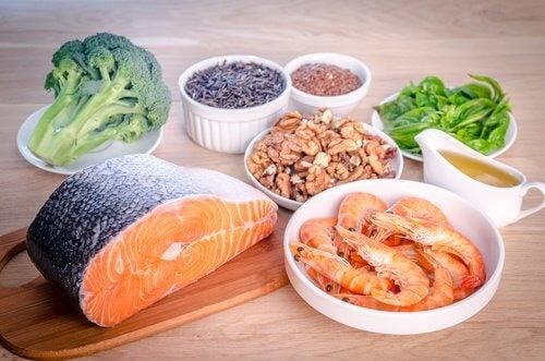 Alimentos para cuidar da saúde do coração