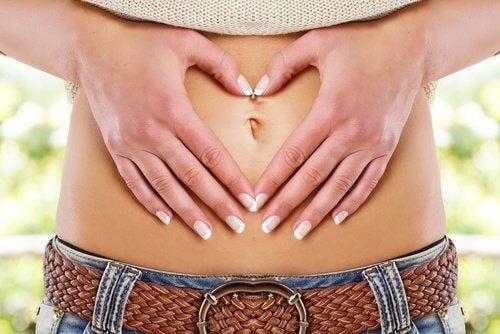 Saúde digestiva