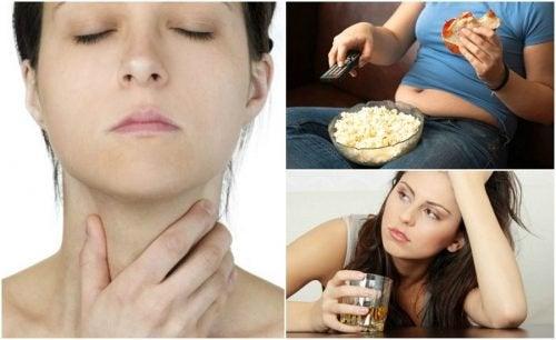7 coisas que afetam a saúde da sua tireoide sem você perceber