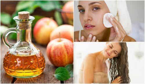 5 segredos de beleza com vinagre de maçã que você precisa conhecer
