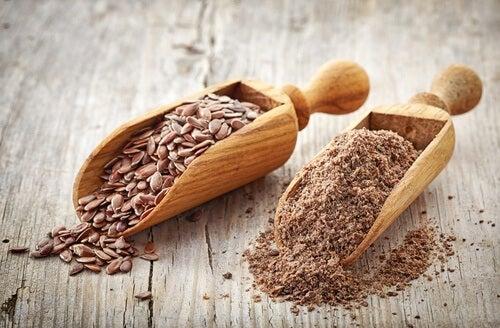 Sementes de linho contribuem para o alívio das úlceras estomacais