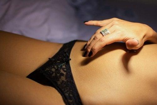 Sensualidade feminina