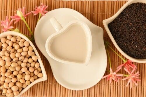 Grãos de soja podem afetar a saúde da sua tireoide