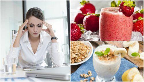 Como combater o cansaço matinal com 5 sucos naturais