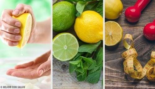11 usos curiosos do limão