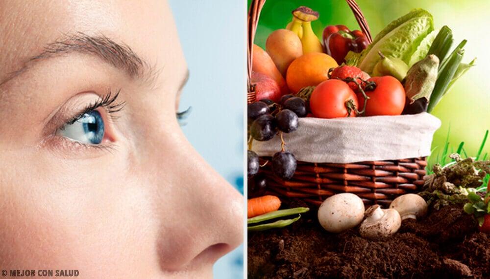 10 alimentos para manter a visão saudável