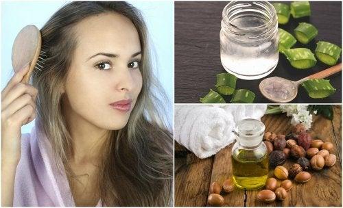 5 tratamentos caseiros para combater o afinamento do cabelo