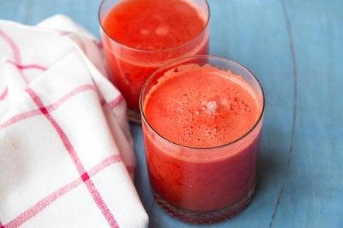 Suco de rabanete serve para o tratamento da anemia