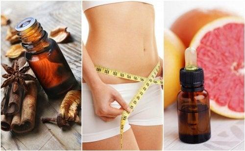 6 óleos essenciais que ajudam a perder peso