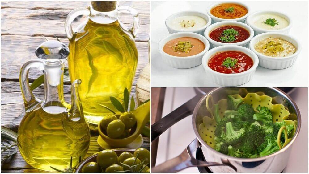 6 dicas de cozinha para reduzir o consumo de colesterol