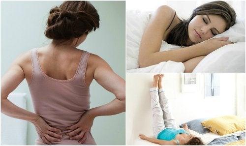 7 coisas que você pode fazer para evitar a dor lombar