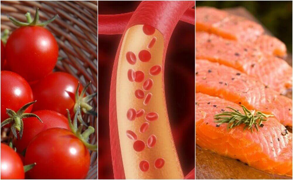 8 alimentos para proteger as artérias